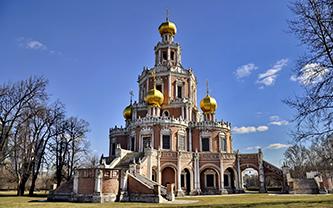 История нашего храма