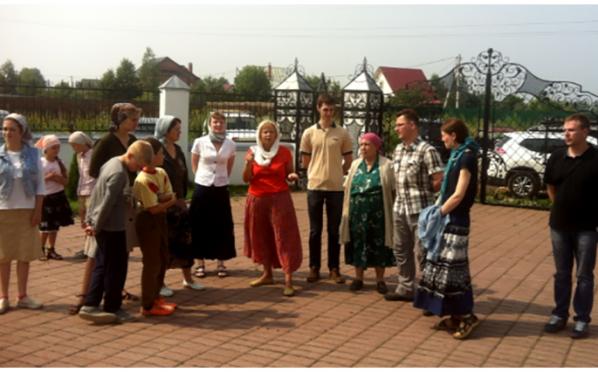 Экскурсия в храм Рождества Пресвятой Богородицы в Дидютьково