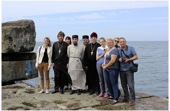 Паломническая поездка на остров Сахалин