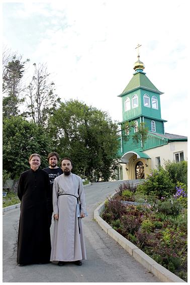 Покровский монастырь г. Корсакова