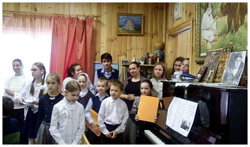 Историко-музыкальная композиция «1917».