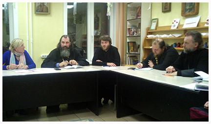 Собрание катехизаторов в Георгиевском благочинии