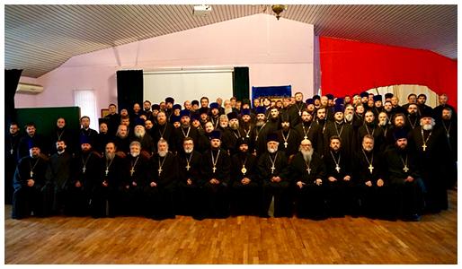 Духовенство храма Покрова Пресвятой Богородицы в Филях приняло участие в V Пастырской конференции Западного викариатства