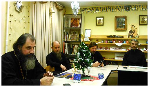 Собрание аккредитованных общественных методистов-катехизаторов Западного викариатства