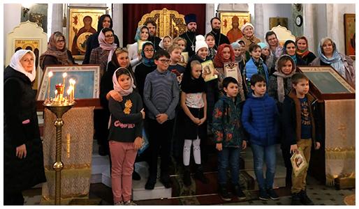 «Покровские старты» православная викторина.