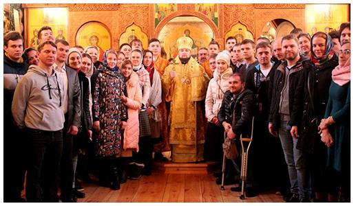 «Филёвцы» на Православном молодёжном практикуме «Знать о Боге и знать Бога: учимся молиться и говорить о молитве»