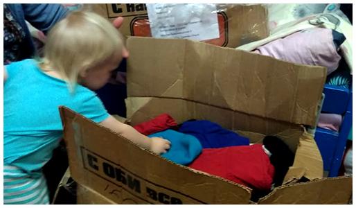 Помощь многодетным семьям Ивановской области
