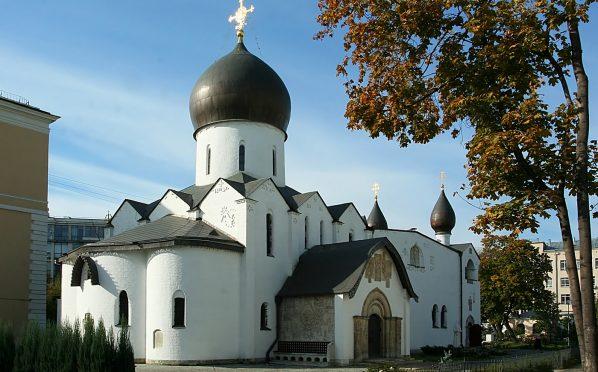 «Филёвцы» посетили Марфо-Мариинскую обитель милосердия.