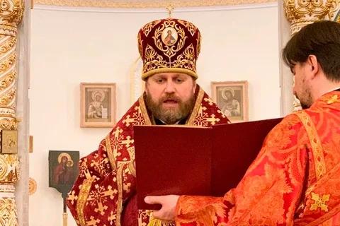 Поздравление Преосвященного епископа Фомы